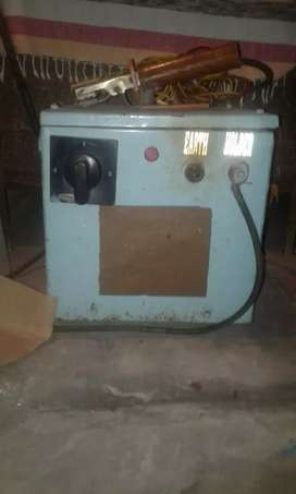 Welding set for sale in good condition