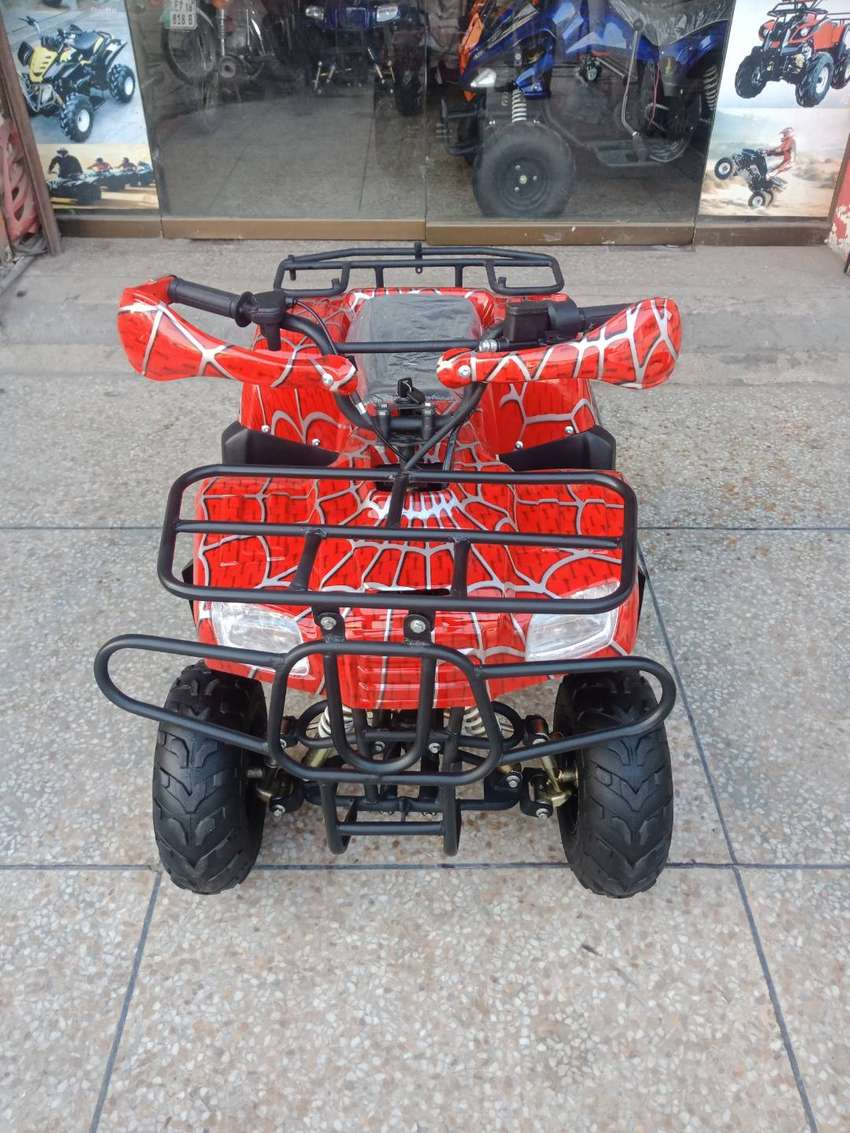 Reconditioned Seventy ATV Quad with New Features 0