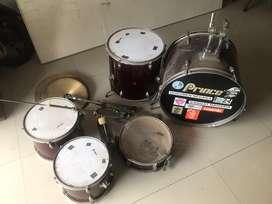 Drum prince & ampli