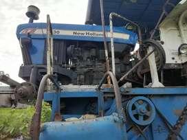 Harvester New Holland company