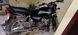 No any problm new conditions all documents available first owner bike