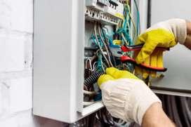 Electrical technician,fitter,welder, job openings in L&T SHIPBUILDING
