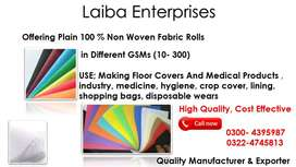 Non woven Fabric at lowest price