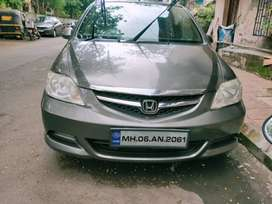Honda City ZX 2007 CNG & Hybrids Very Good Condition