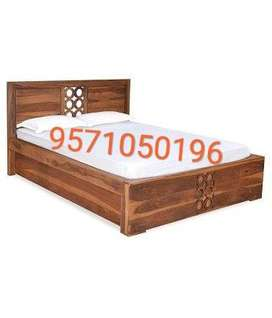 Wooden furniture storage double cot direct factory to consumer