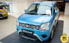 Maruti Suzuki Wagon R VXI Automatic, 2019, Petrol