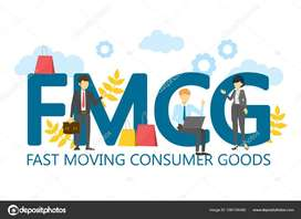 FMCG Company hiring fresh and exp.Male & Female candidates for his all