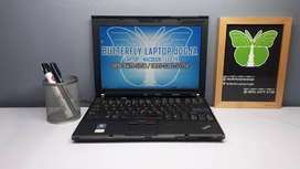 Lenovo Thinkpad X201 Core I5 2.40GHz RAM 4GB Murmer No Minus