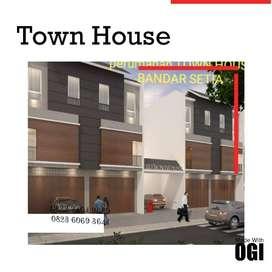 Yang Mau Investasi Tempat Tinggal Atau Usaha Di Town House