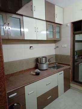 Furnished 1 bhk flat for rent In Shagun Chowk Ulwe