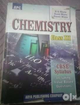 Chemistry refresher class 12