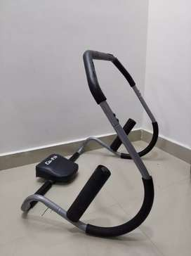 Co-fit fitness Ab roller abdominal crunch exercise machine