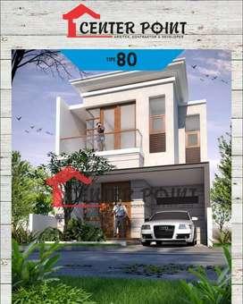 Rumah di Sultan Daulat kami jg melayani jasa arsitek dan kontraktor