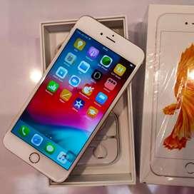 Promo Cashback 1,5jt Iphone 6splus 32gb Garansi Resmi IBOX