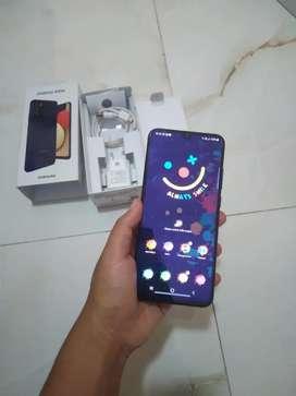 Samsung A02s ram4/64