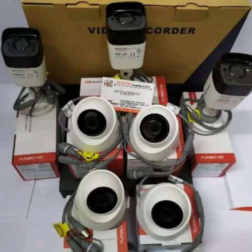 Paket kamera CCTV sudah termasuk jasa pemasangan paketan komplit 0