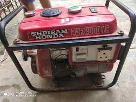 Honda Generator 2kwh