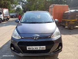 Hyundai Grand i10 1.2 Kappa Sportz Option AT, 2017, Petrol