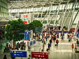 Required Security Guard for Lucknow Airport