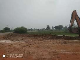 Double Road Plot In Mopka area Bypass main Road 1000 rs/square feet