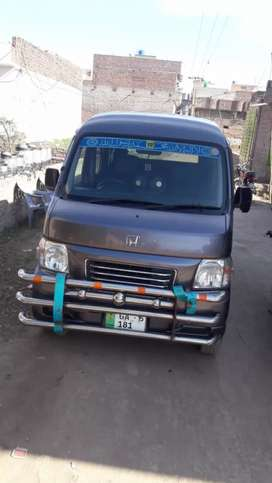 Honda Hobio in good condition is for sale model 2015/2009