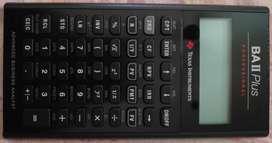 Texas Instruments BA-II Plus Professional Calculator