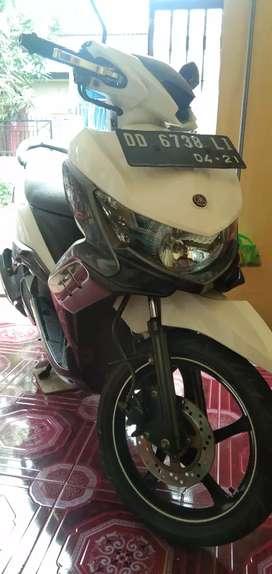 Yamaha Xeon GT 125 Cc  . mulus . ss lengkap . nego sampai deal