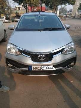 Toyota Etios Liva 1.4 GD, 2017, Diesel