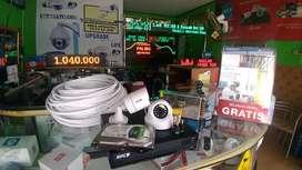 CCTV Paket 4 camera murah
