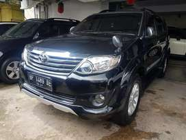 Fortuner G TRD th 2012 AT.Dp 50jt Mulus