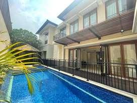 Disewakan Cepat Rumah Modern Tropical di Kawasan Kema