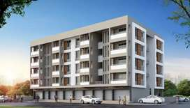 New luxuriuse 1bhk flat in jail road nasik road.