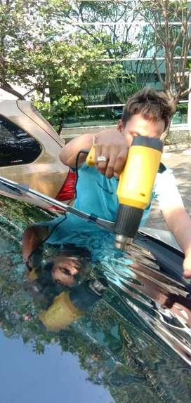 Kaca film mobil 3M ampuh tolak panas