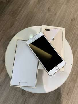 All new iPhone 8 plus with all accessories available