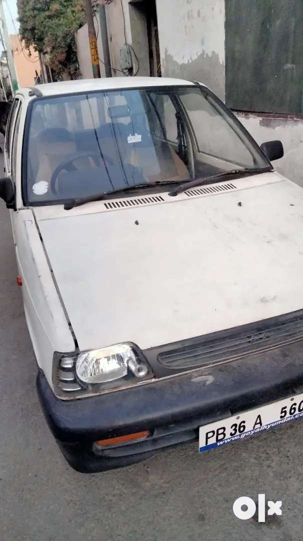 Maruti Suzuki 800 1999 Petrol 84456 Km Driven