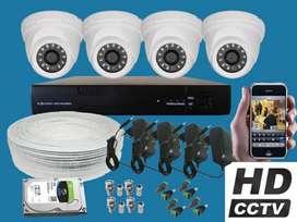 Paket camera cctv online bergaransi plues pemasangan
