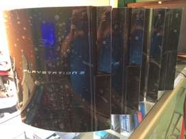 PS3 Fat Fullset bebas pilih game