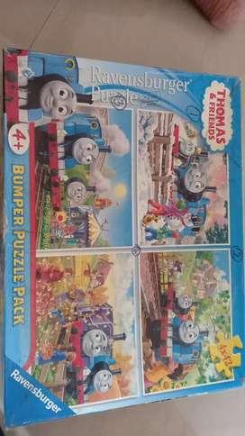 Thomas & friends puzzles