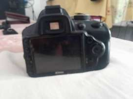 NIKON D3200,WITH 18-55 LANCE SELL RS 15000,WITHOUT LANCE 10000