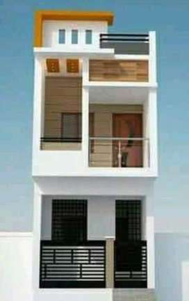 INDORE ROAD BUDGET HOUSE NEW CONSTRUCTION DUPLEX