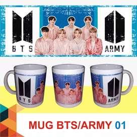 Mug BTS ARMY Keren