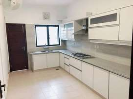 brand new 1 kanal House upper portion ground portion for rent in DHA 2