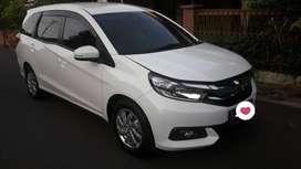 Dijual Mobil Honda Mobilio E CVT Th 2018 , Harga 168jt Nego