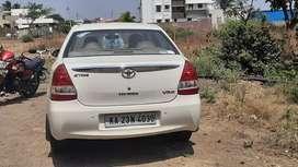 Toyota Etios 2015 Diesel 56281 Km Driven