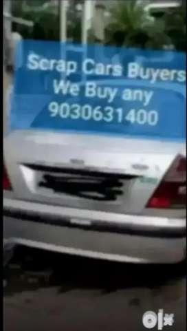 Scrap/Unused/Cars/We/Buy/All