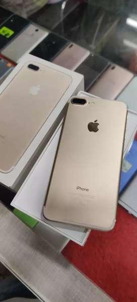 iPhone 7 Plus(32GB) Gold Colour .fixxx price