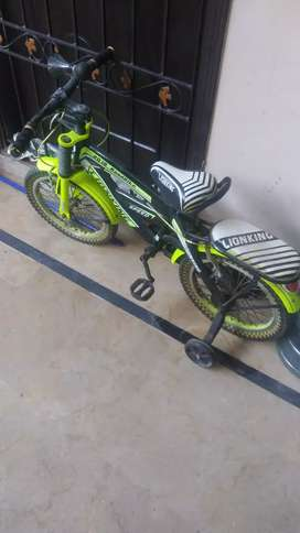Just like bicycle for kids age 3 to 12