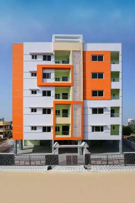 Ready to occupy luxury 3 bhk flat for sale in av Apparao road
