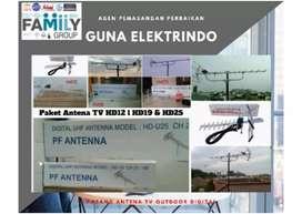 Pasang Antena Tv l Agen Antena TV terdekat Pondok Gede