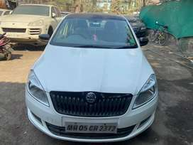 Skoda Rapid 2014 Petrol Well Maintained